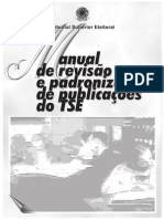 Manual Padronizacao