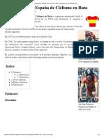 Campeonato de España de Ciclismo en Ruta