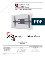 RFM Installation