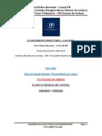 Ped - 2ª Fase Trib - Xvi Exame - Março 2015