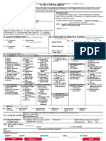 Defense Distributed v. U.S. Department of State - Civil Cover Sheet