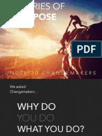 Stories of Purpose