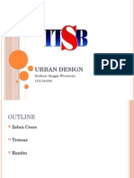 Desain Kota Benar