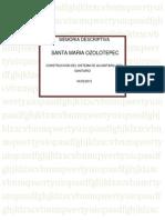 Memoria Descriptiva Santa Maria Ozolotepec_2015