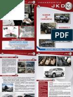 Brochure Transporte Jkdm Prado Junio 2012