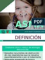 Asma Internado Pediatria 2014