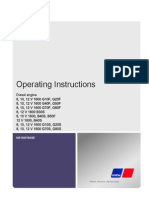 Manual de Operação instalação e manutenção de motor disel MTU