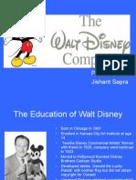 waltdisneysuccessstory-130822005447-phpapp02