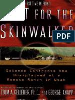 Hunt For The Skinwalker.PDF