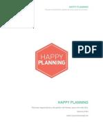 Happy Planning