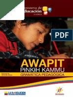 Awapit-Gramatica-pedagogica