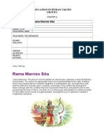 Lesson 4-Rama Marries Sita