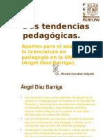 28 Dos tendencias pedagógicas Díaz Barriga 2009.ppt