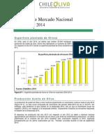 boletinsemestral 2014 aceite de oliva