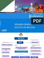 Resumen Electivo Biología 2014