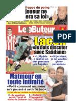 LE BUTEUR PDF du 06/02/2010