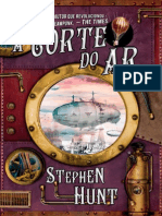 A Corte Do Ar - Jackelian - Vol - Stephen Hunt