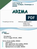 Exposé ARIMA