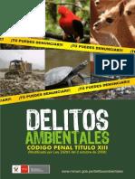 el delito ambiental en peru