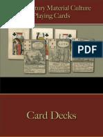 Games & Gambling - Cards