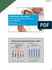 アジア経済見通し2015セミナー(2015年4月9日)配布資料(インドネシア)