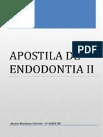 Apostila de Endodontia II
