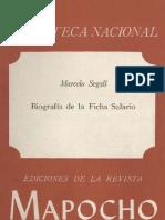 Marcelo Segall Ficha Salario