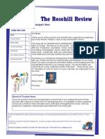 newsletter 05-05-2015