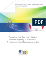 OECDGender Equality in Education, Employment and Entrepreneurship