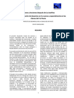 Abril J.B. 2008 Prevencion y Mitigacion de Desastres en La Cuenca Del Paute CGPAUTE ECU B7-3100010031-Libre