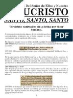 Versiculos Cambiados en La Biblia