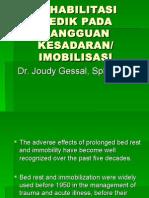 7. Rehab Medik - Dr. Joudy Gessal, SpRM - Modul Penurunan Kesadaran