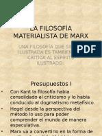 Presentación Clase de Marx I