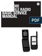 XTS4000 Service