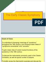 Early Symphony
