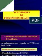 ACTIVIDADES-INSPECCIONES