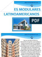 Hogares Modulares Latinoamericanos