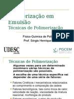 Polimeriza o Em Emuls o (3)