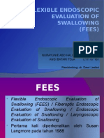 FLEXIBLE ENDOSCOPIC EVALUATION OF SWALLOWING.pptx