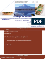 U5 Integrales Multiples