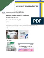 Clasifiacion de Medicamentos. OMS y LGS
