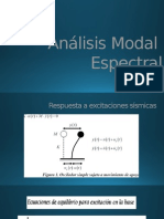 Modal Espectral