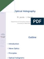 Docs Holo1 Optical Holography