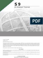 Network Analyst Tutorial