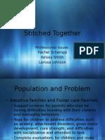 stitched together presentation