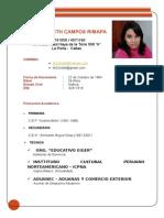 Liliana Campos CV