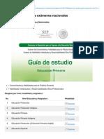 Guia de Estudio SEP