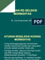 Aturan Re-seleksi Morbiditas