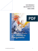 El Maravilloso Secreto de Las Almas Del Purgatorio Sor Emmanuel Maillard