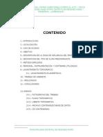 Informe de Carretera-el Alto